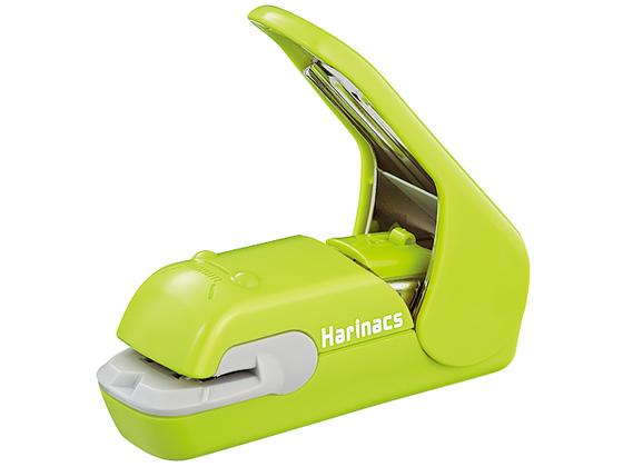 コクヨ/針なしステープラー ハリナックスプレス 緑/SLN-MPH105G