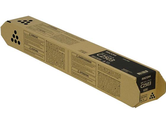 リコー/MPトナー C2503 ブラック/600281