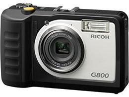 リコーイメージング/防水・防塵・業務用デジタルカメラ/G800