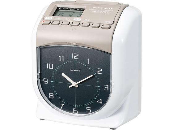 ニッポー/タイムレコーダー/NTR-2700