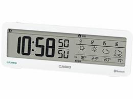 カシオ/お天気情報お知らせクロック/DWS-200J-7JF