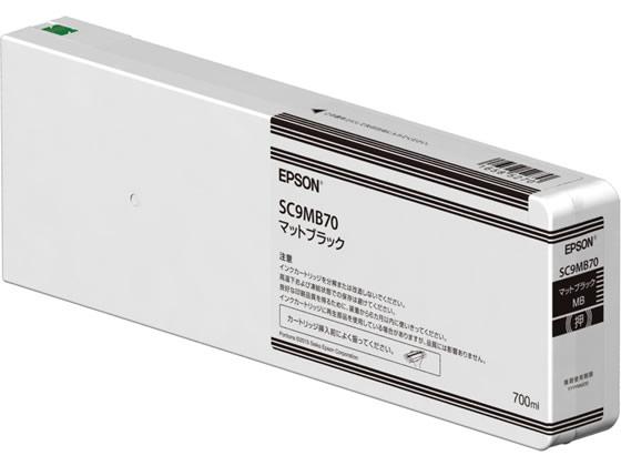 エプソン/インクカートリッジ マットブラック/SC9MB70
