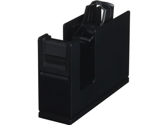 【税込1万円以上で送料無料】 コクヨ/テープカッター〈カルカット〉 スチールタイプ 黒/T-SM111D