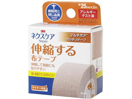 税込1万円以上で送料無料 3M ネクスケア 伸縮する 25 MT25NN ストア ガッチリテープ AL完売しました マルチポア
