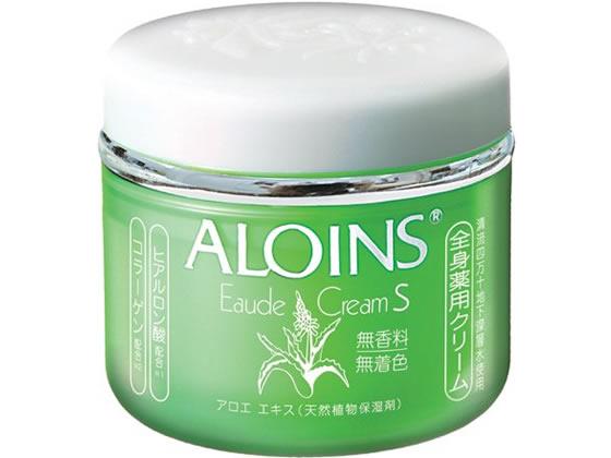 税込1万円以上で送料無料 アロインス化粧品 最新 アロインスオーデクリームS 185g 無香料 オンラインショップ