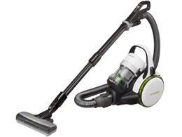 パナソニック/ハイブリッド サイクロン掃除機/MC-HS500G-W