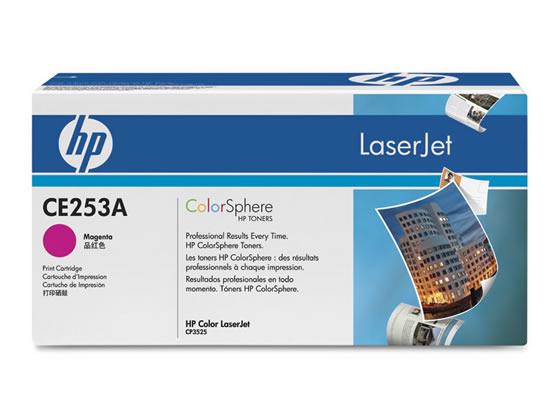HP/プリントカートリッジ CE253A マゼンタ/CE253A