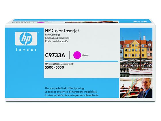 HP/C9733A マゼンタ 純正
