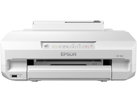 EPSON/カラリオ インクジェットプリンタ/EP-306