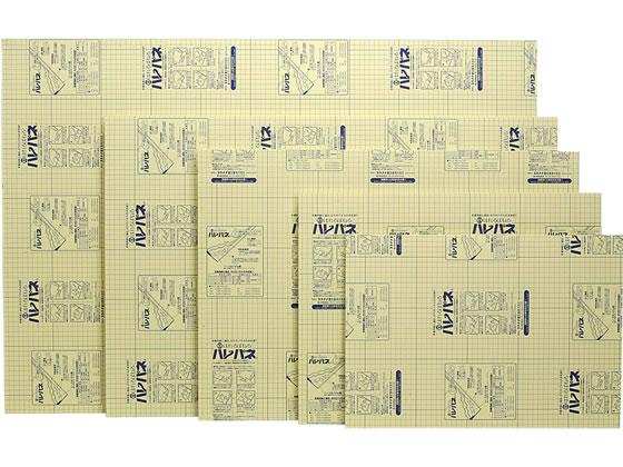 プラチナ/ハレパネA3(片面糊) 7mm厚 40枚/AA3-480