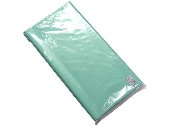 即納 税込1万円以上で送料無料 タカ印 包装紙 薄葉紙 半才 ライトグリーン 200枚 メーカー在庫限り品 545×788mm