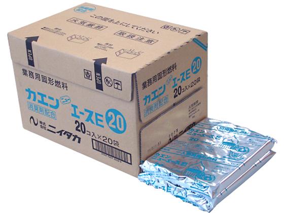 ニイタカ/カエンニューエースE20 20g×400個/312023