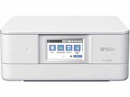 EPSON/カラリオ A4インクジェットプリンター複合機 ホワイト/EP-881AW