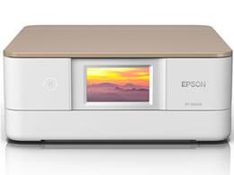 EPSON/カラリオ A4インクジェットプリンター複合機 ベージュ/EP-881AN