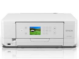 EPSON/カラリオ A4インクジェットプリンター複合機 ホワイト/EP-811AW