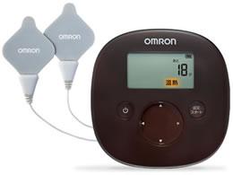 【管理医療機器】オムロン/温熱低周波治療器 ブラウン/HV-F320-BW