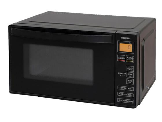 アイリスオーヤマ/電子レンジ 18L フラットテーブル/IMB-FV1801