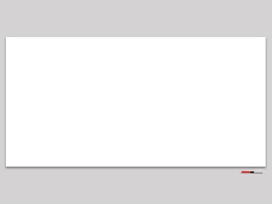 マグエックス/広幅マグネットホワイトボードシート 1200×2400mm