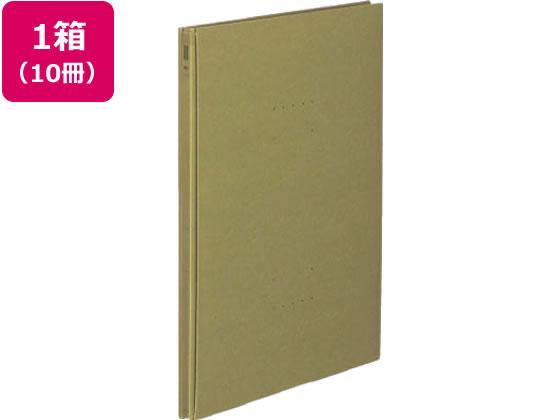 税込1万円以上で送料無料 コクヨ 人気 ガバットファイル〈NEOS〉A4-Sオリーブグリーン フ-NE90DG 10冊 日本産