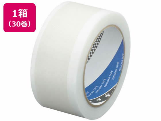 寺岡製作所/P-カットテープ easy! 50mm×25m 透明 30巻