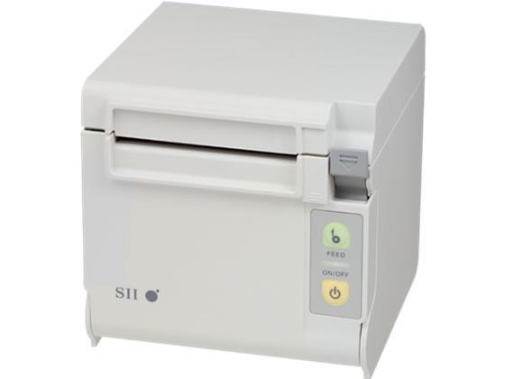 セイコーインスツル/据置きプリンター 電源セット付 白/RP-D10-W27J2-B