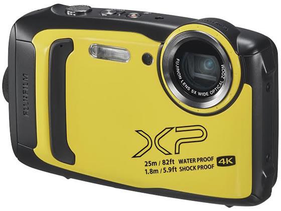 富士フイルム/デジタルカメラ FinePix XP140 イエロー/XP140YE