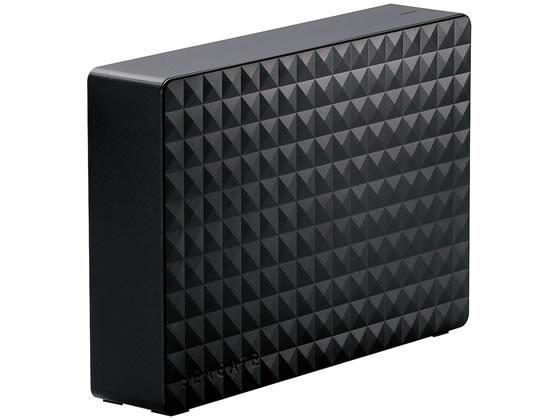 エレコム/Seagate 外付HDD USB3.2 6TB ブラック/SGD-MY060UBK