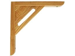 [定休日以外毎日出荷中] 30個/TK-045:JET PRICE WAKI/木製棚受 250×250mm 中 3616200-DIY・工具