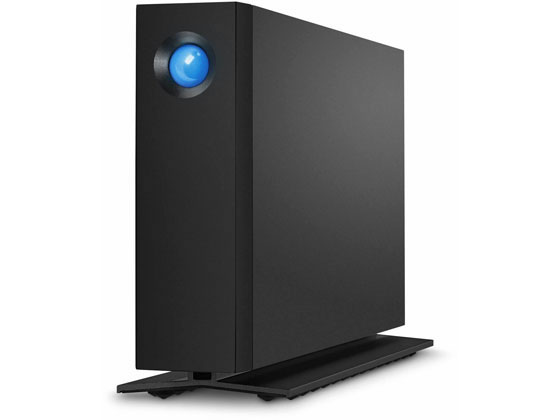 LaCie/d2 Professional 8TB ブラック/STHA8000800