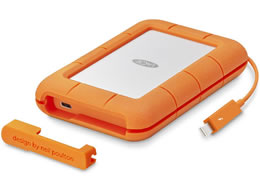 LaCie/Rugged TB USB-C SSD 500GB/STFS500400