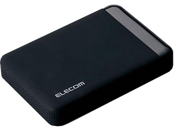エレコム/ポータブルHDD 2TB セキュリティ対策 3年保証/ELP-S020T3
