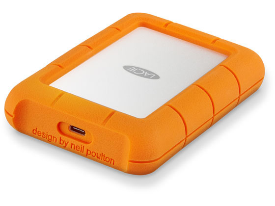 お取り寄せ 2020新作 税込1万円以上で送料無料 LaCie Rugged STFR5000800 USB-C 5TB 大放出セール