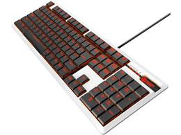 エレコム/ARMA FPSゲーミングキーボード フルサイズ/TK-ARMA50WH