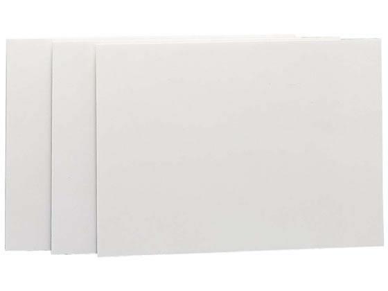 プラチナ/紙貼りパネル A1判 7mm厚(両面上質紙貼・白)×10枚