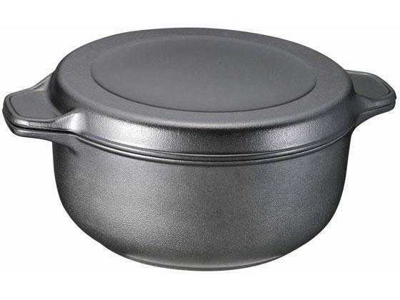 文化軽金属鋳造/味わい鍋 両手22cm ガス用