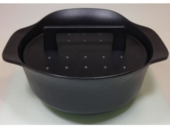 ヘスチアサプライ/i-ruポット 3.3L 鉄黒/NB3LBK