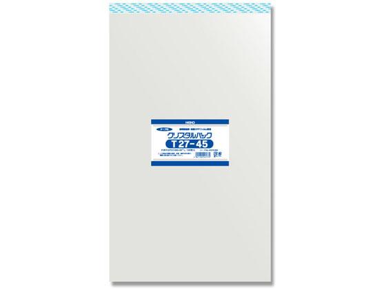シモジマ/クリスタルパックT 27-45 100枚×10袋