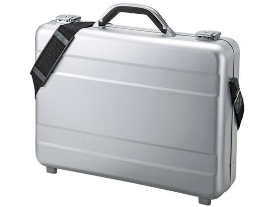 サンワサプライ/PCアルミケース/BAG-AL4
