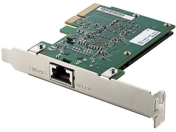 エレコム/マルチギガビット対応10G有線LANボード/EDB-10GMPE4T