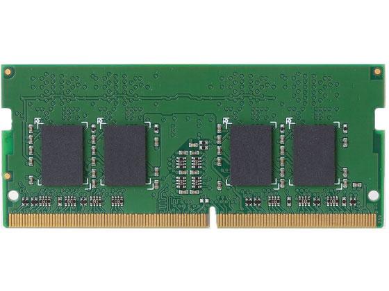 エレコム/メモリモジュール DDR4-2133 260pin 4GB/EW2133-N4G/RO