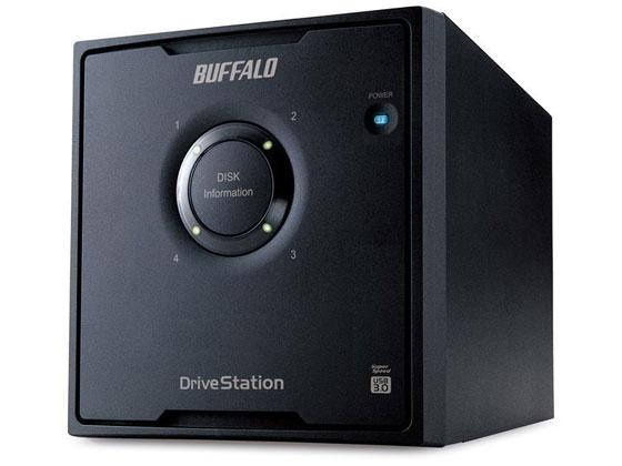 バッファロー/ドライブステーションHDD 4ドライブ16TB/HD-QL16TU3/R5J