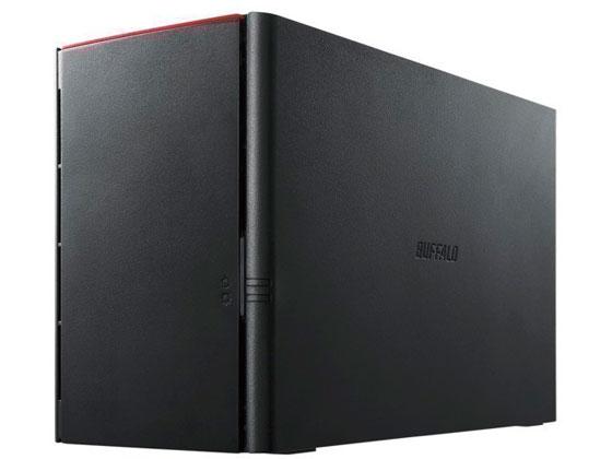 バッファロー/ドライブステーションHDD 2ドライブ 4TB/HD-WHA4U3/R1