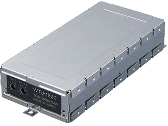 TOA/ワイヤレスチューナーユニット/WTU-1820