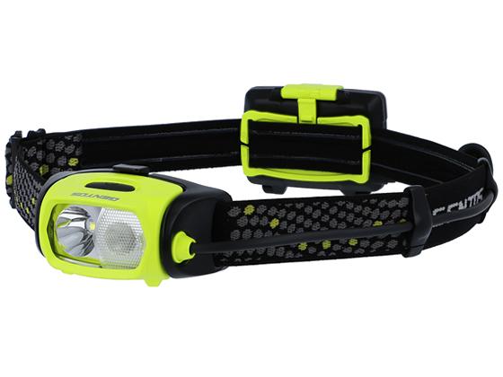税込1万円以上で送料無料 ジェントス LEDヘッドライト GB-133D Gambit 送料無料新品 メーカー直送