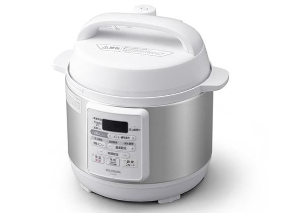 アイリスオーヤマ/電気圧力鍋 3.0L/PC-EMA3-W