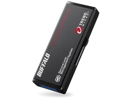 バッファロー/セキュリティーUSBメモリ ウイルスチェック 4GB/RUF3-HS4GTV