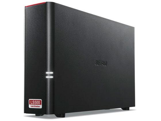 バッファロー/NAS用HDD搭載 1ドライブNAS 3TB/LS510DN0301B