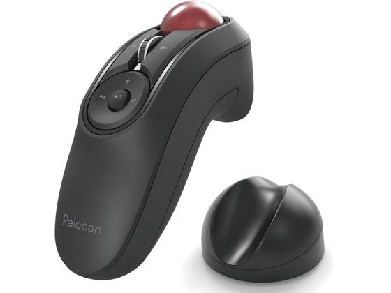 新入荷 流行 超激安 税込1万円以上で送料無料 エレコム ワイヤレスマウス トラックボール M-RT1BRXBK