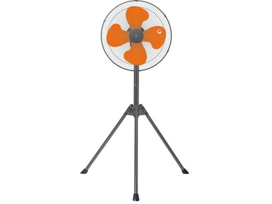 税込1万円以上で送料無料 YAMAZEN 宅送 工業扇風機 チープ YKS-G452 三脚型