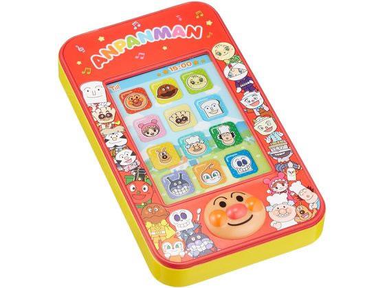 人気ブレゼント! お取り寄せ 税込1万円以上で送料無料 3モードでにこにこスマートフォン アンパンマン 最安値